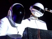 Daft Punk (Photo by Tim Mosenfelder/WireImage)