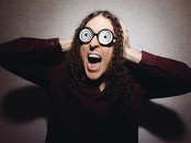 """Weird Al"" Yankovic Photo Shoot"