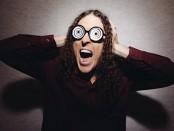 """Weird Al"" Yankovic Photo Shoot"